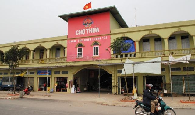 Kết quả hình ảnh cho lương tài  Bắc Ninh